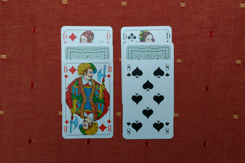 Kartenspiel Krieg