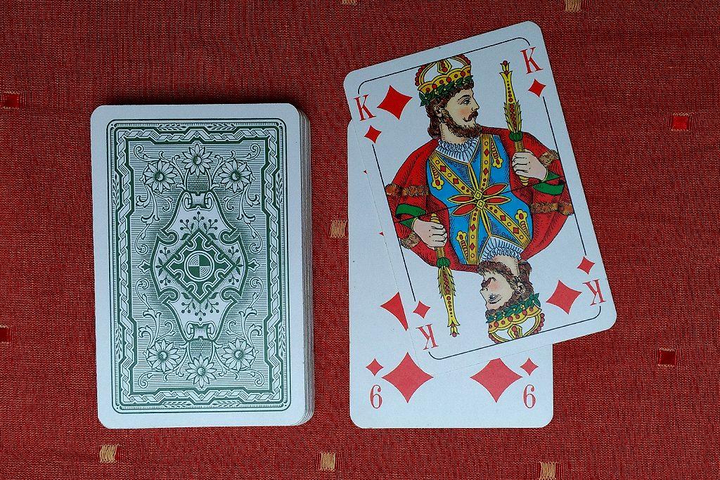 Schikane Kartenspiel