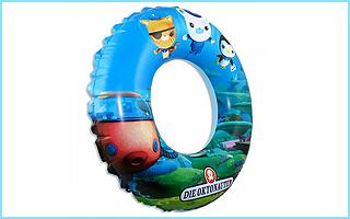 Ein toller Oktonauten-Schwimmring als Preis für Eure Geburtstagsspiele