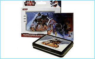 Ein cooles Star Wars-Kartenspiel